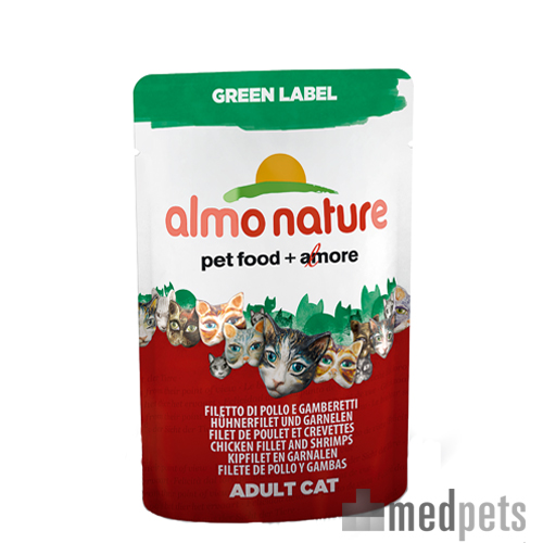 Almo Nature - Green Label - Cat food