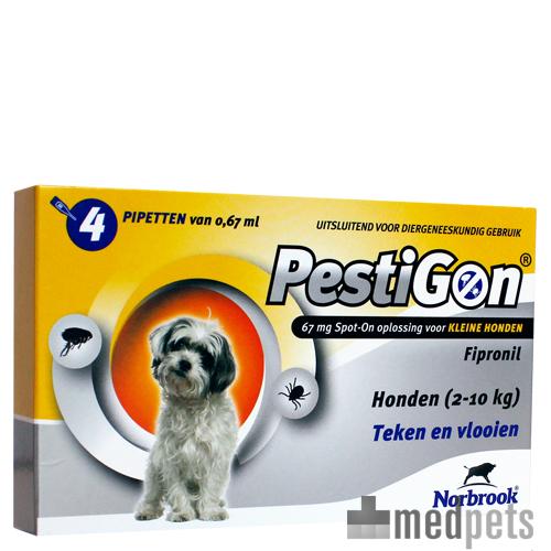 Pestigon Spot-On für Hunde
