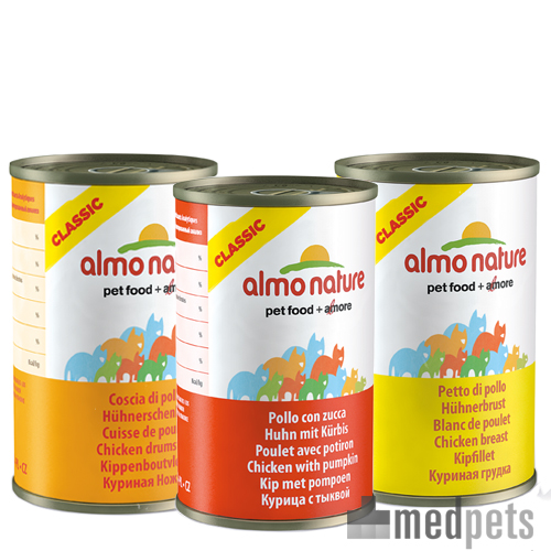 Almo Nature HFC Natural pour Chat - Poulet