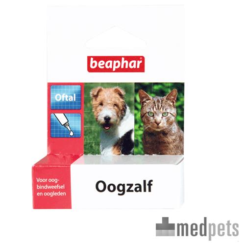 Beaphar Oogzalf (Augensalbe für Hunde & Katzen)