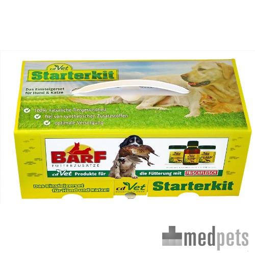 cdVet BARF Starterkit Frischfleisch