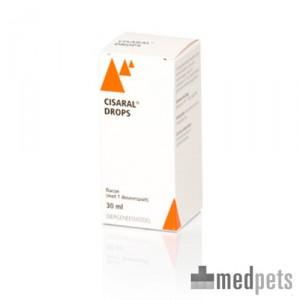 Product afbeelding van Cisaral Drops
