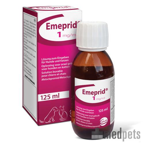 Emeprid orale oplossing