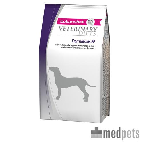 Eukanuba Dermatosis FP - Veterinary Diets - Hond
