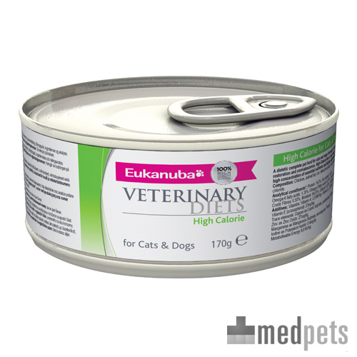 Eukanuba High Calorie - Veterinary Diets - Hund