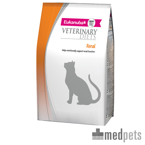 Eukanuba Renal Formula - Veterinary Diets - Katze