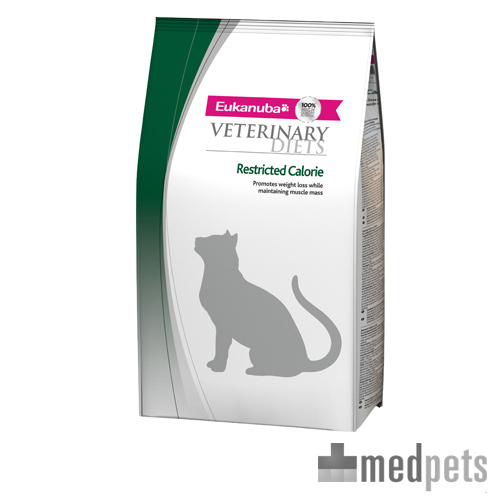 Eukanuba Restricted Calorie Formula - Veterinary Diets - Katze