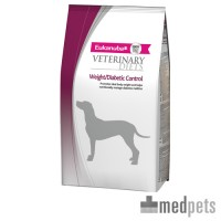 Eukanuba Weight Diabetic Control - Veterinary Diets - Hund