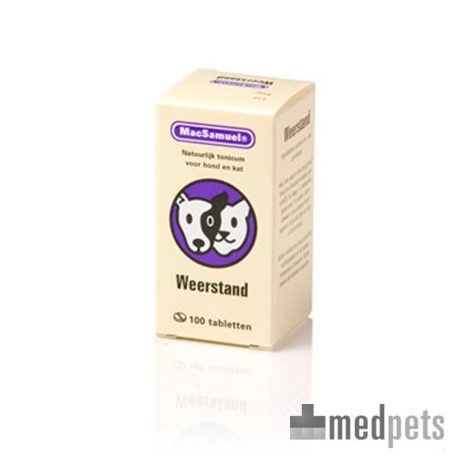 MacSamuel Weerstand