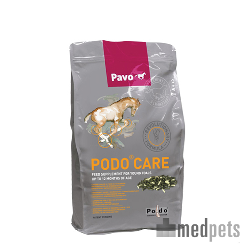 Pavo Podo Care