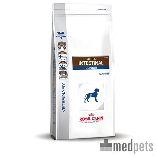 Royal Canin Gastro Intestinal Junior Hund