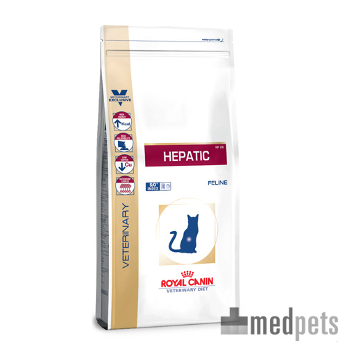 Royal Canin Hepatic Katze