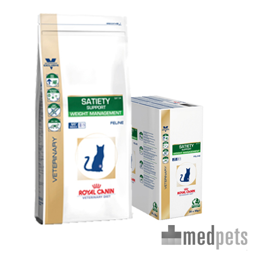 Royal Canin Satiety Weight Management Chat