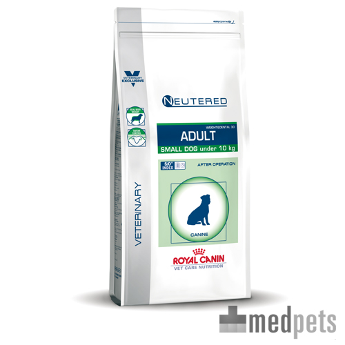 Royal Canin VCN - Neutered Adult Small Dog