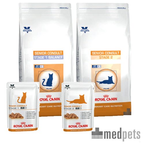 Royal Canin VCN - Senior Consult Cat