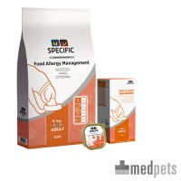 Specific Food Allergy Management CDD/CDW pour Chien