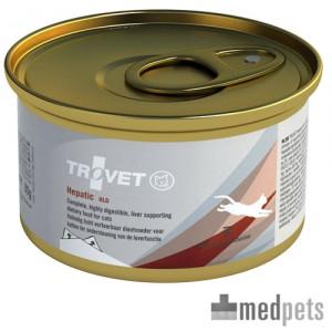 Product afbeelding van TROVET Hepatic HLD Kat