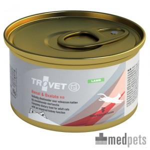 Product afbeelding van TROVET Renal & Oxalate RID Kat