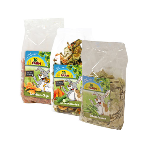Jr Farm Vegetable Flakes Rodent Rabbit Vetsend Co Uk
