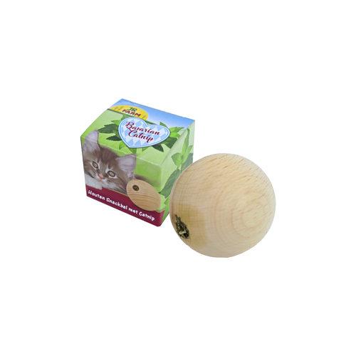 JR Farm Snackbal met Catnip