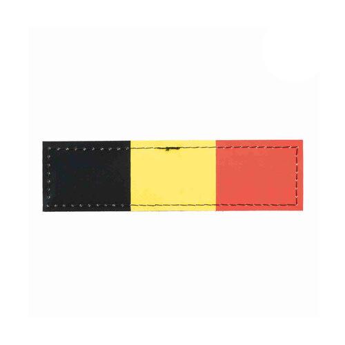 Julius K9 Tekstlabel - Belgische Vlag