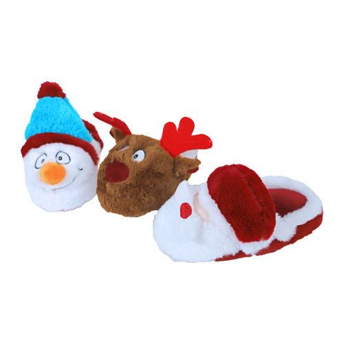 Kerstpantoffel met Piep