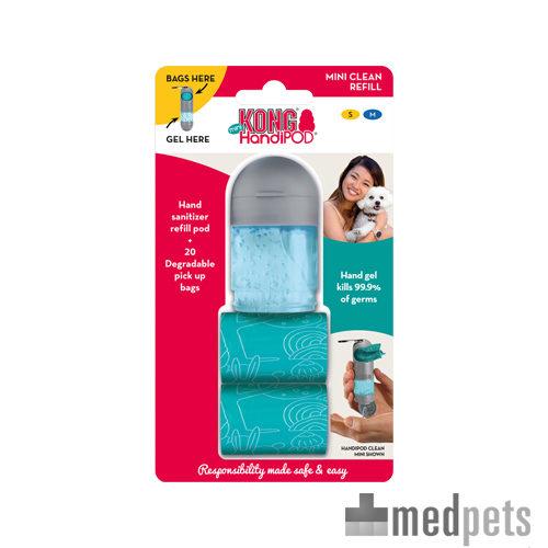 Product afbeelding van KONG HandiPOD Clean Refill