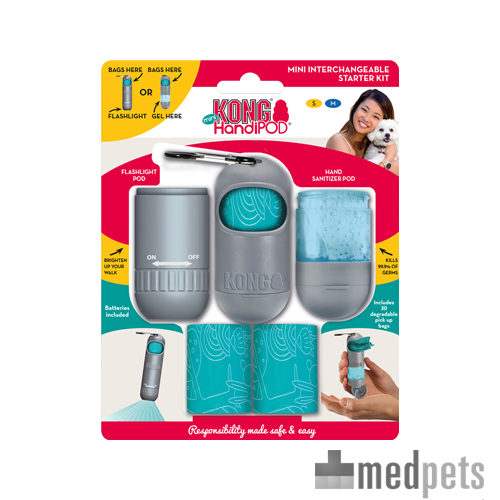 Product afbeelding van KONG HandiPOD Starter Kit