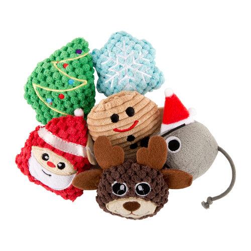 KONG Kat - Holiday Scrattles