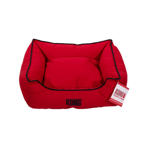 Kong Lounger Bed - Rood