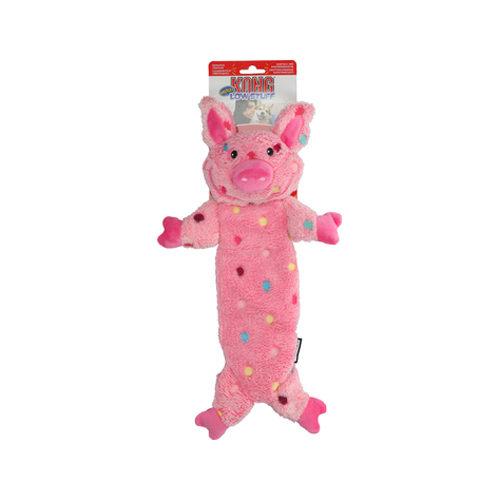 KONG Low Stuff Speckles Pig