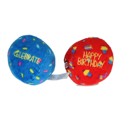 KONG Occasions Birthday Balls