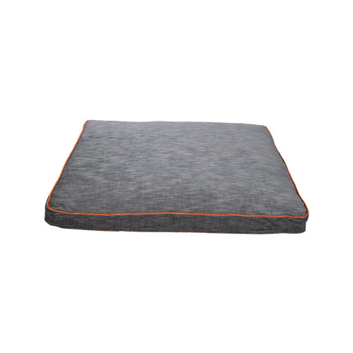 KONG Rectangle Bed - Grau/Orange