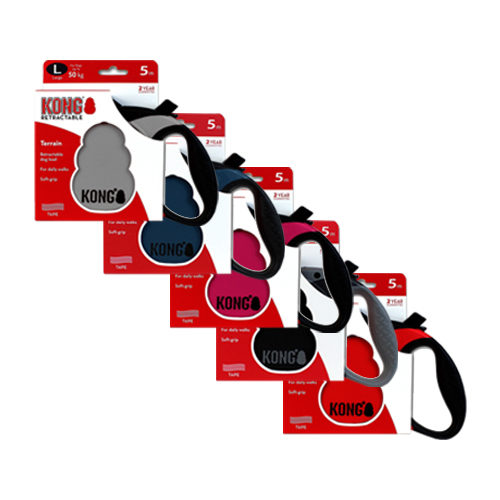KONG Retractable Leash Terrain