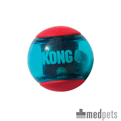 Product afbeelding van KONG Squeezz Action Red