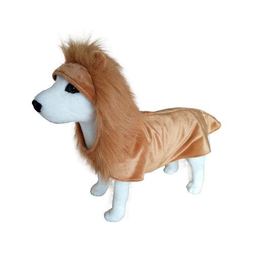 Hundekostüm - Löwe