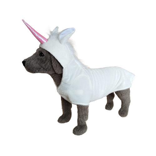 Hundekostüm Einhorn