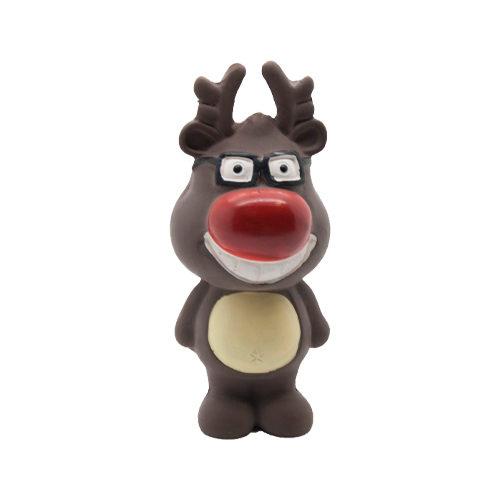 Latex Geeky Reindeer