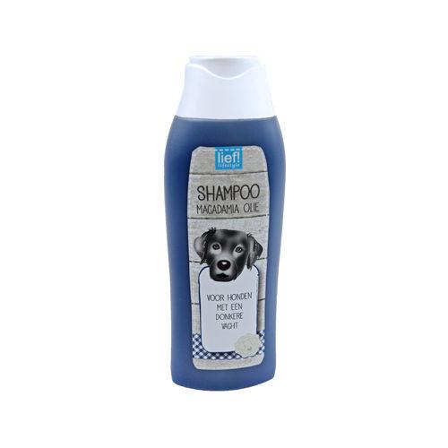 lief! Shampoo für dunkles Fell