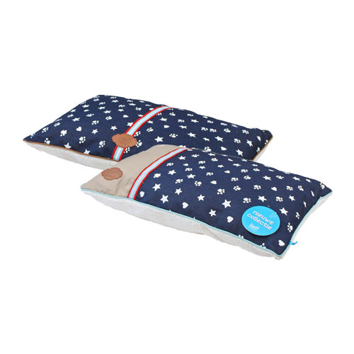 lief! Unisex Double-Sided Dog Pillow