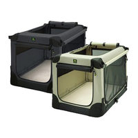 Maelson Soft Kennel Cage de Transport Souple pour Chien