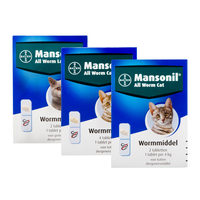 Mansonil All Worm Cat