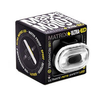 Max & Molly Matrix Ultra LED Veiligheidslamp