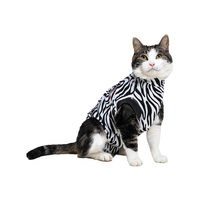 Medical Pet Shirt Kat Zebra