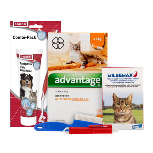 Medpets Kittenpakket - 2 tot 4 kg