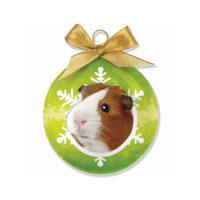 Merry Pets Christbaumkugel Meerschweinchen