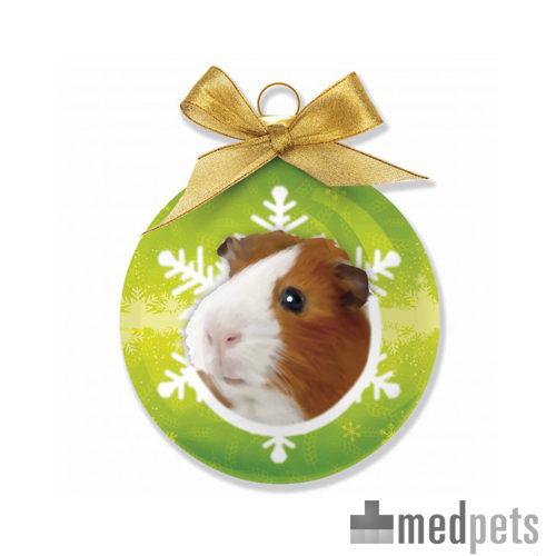 Product afbeelding van Merry Pets Kerstbal Cavia
