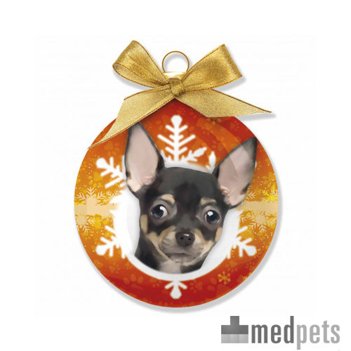 Merry Pets Christbaumkugel Hund Bestellen