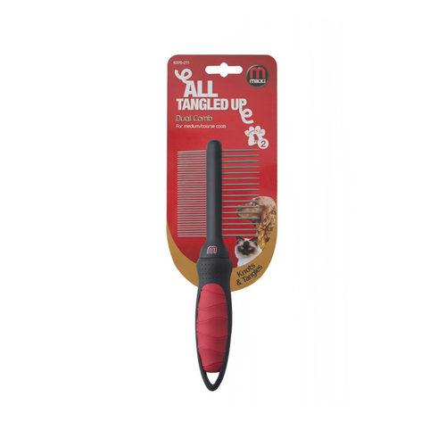 Mikki Dual Comb for Medium Coarse Coat