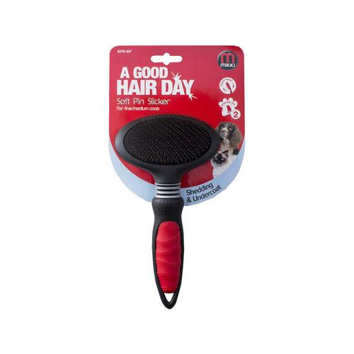 Mikki Soft Pin Slicker